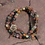 Fancy Jasper Wrap Bracelet